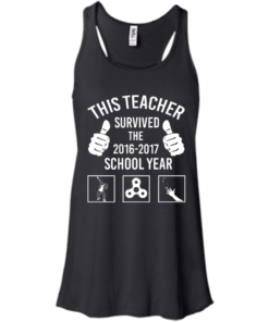 image 814 247x296px This Teacher Survived The 2016 2017 School Year T Shirts, Hoodies