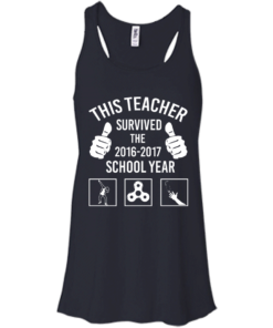 image 815 247x296px This Teacher Survived The 2016 2017 School Year T Shirts, Hoodies