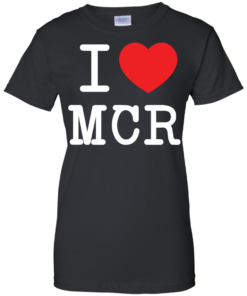 image 82 247x296px I Love Manchester T Shirts