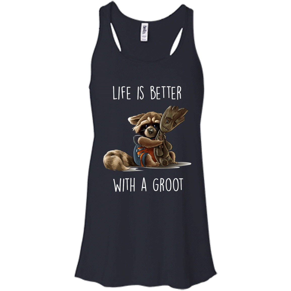 image 854px The Guardian of The Galaxy: Life Is Better With A Groot T Shirts, Hoodies