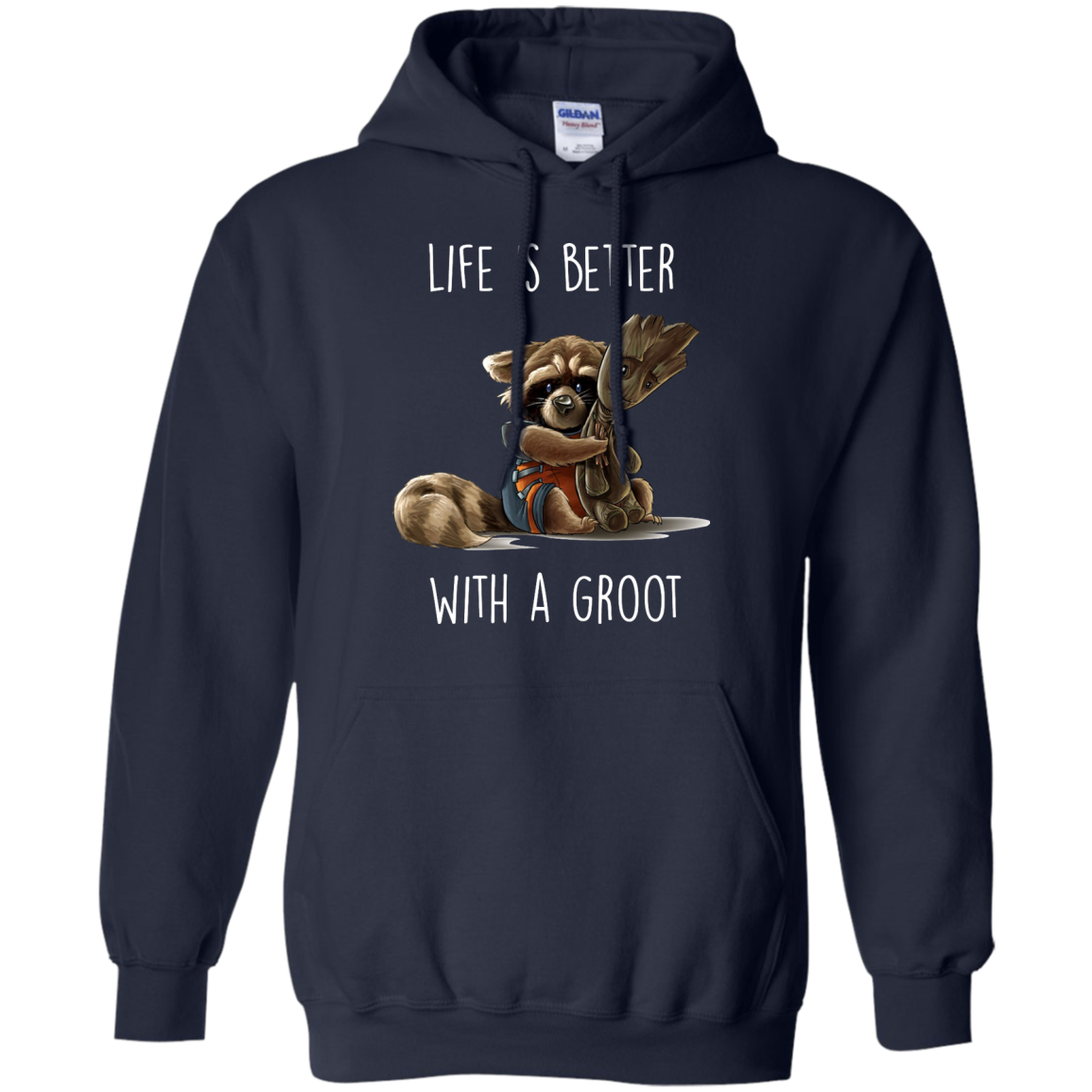 image 856px The Guardian of The Galaxy: Life Is Better With A Groot T Shirts, Hoodies