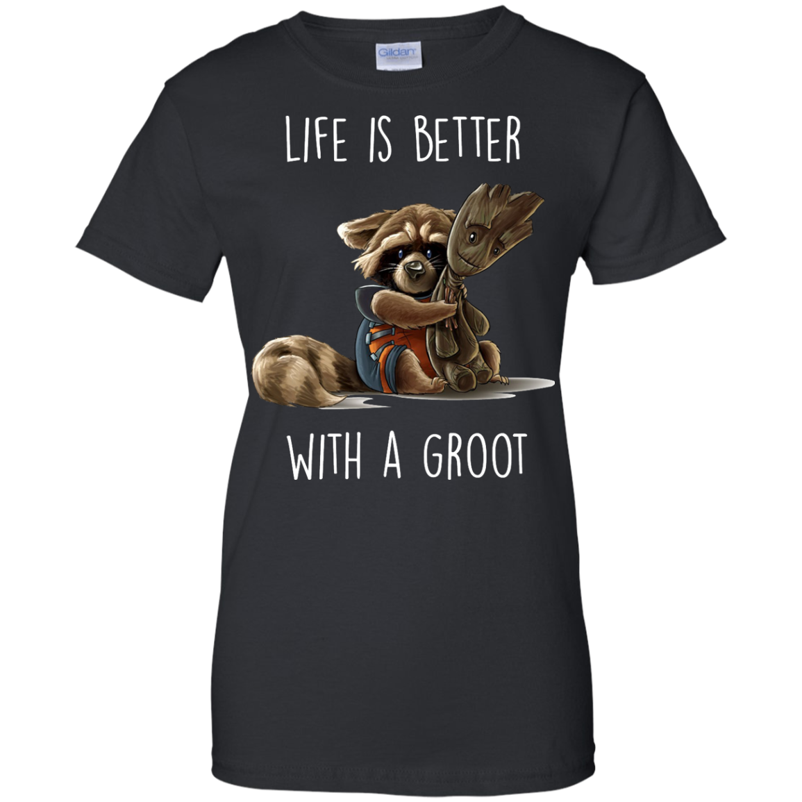 image 857px The Guardian of The Galaxy: Life Is Better With A Groot T Shirts, Hoodies