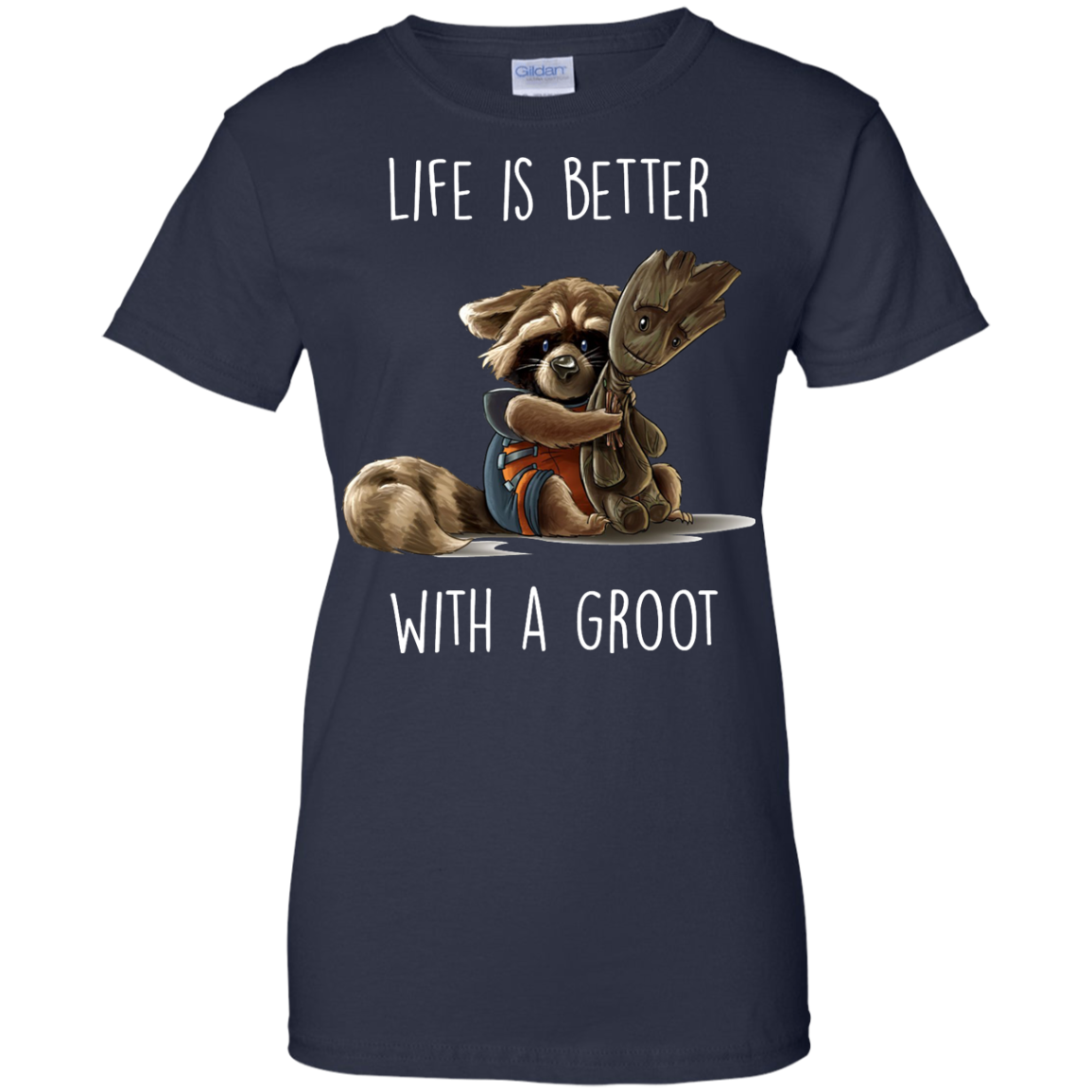 image 858px The Guardian of The Galaxy: Life Is Better With A Groot T Shirts, Hoodies