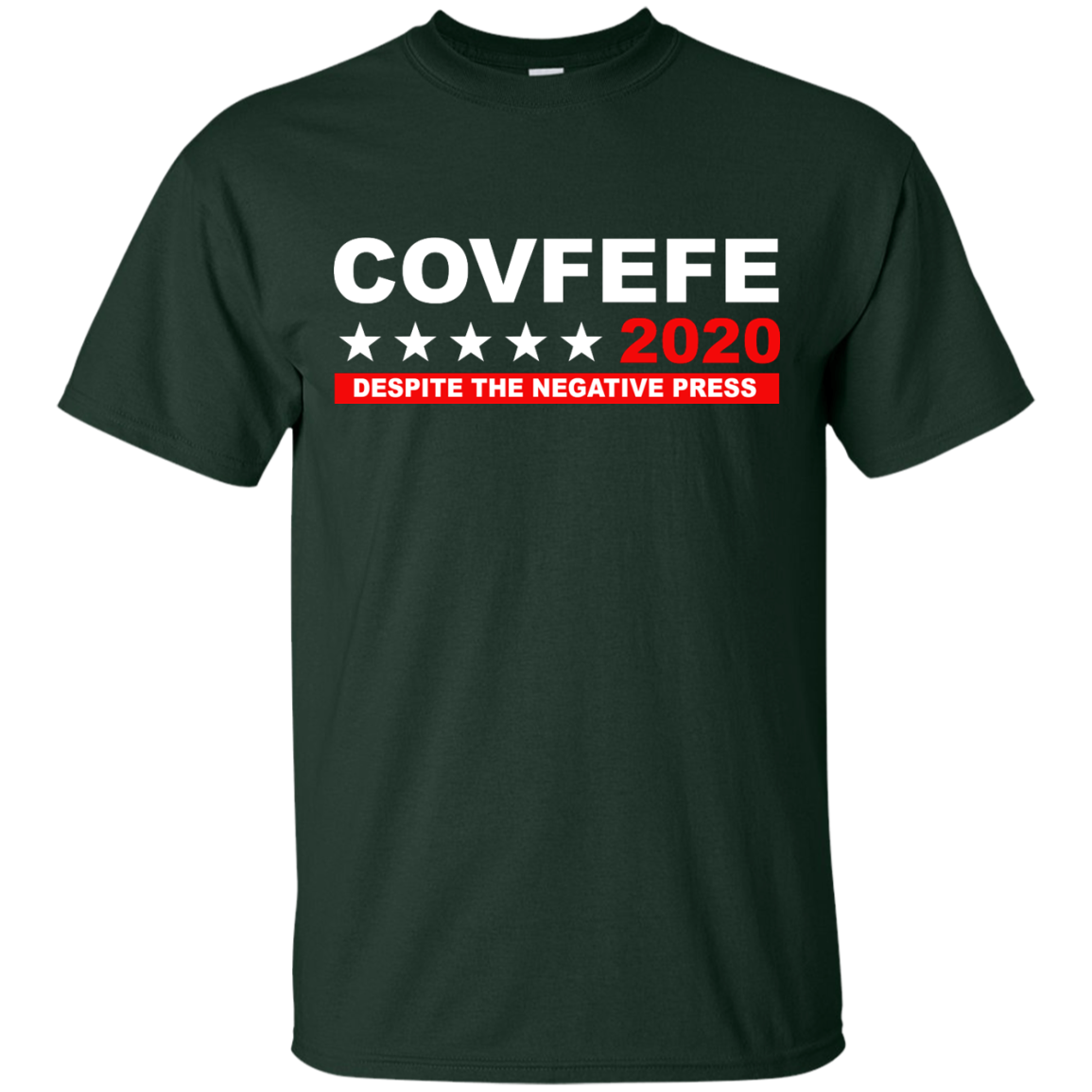 image 874px Covfefe 2020 Despite The Negative Press T Shirts, Hoodies