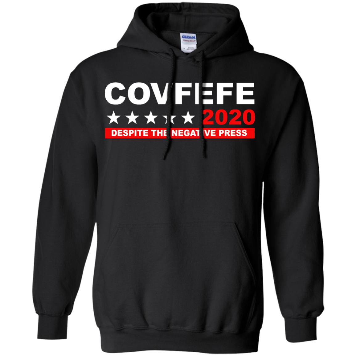 image 876px Covfefe 2020 Despite The Negative Press T Shirts, Hoodies