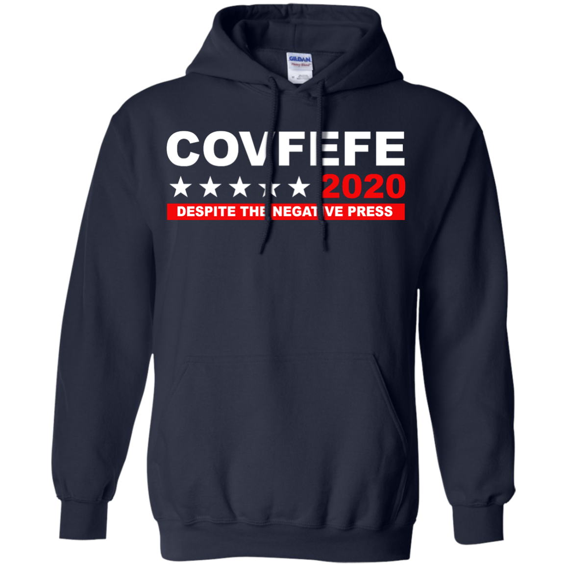image 877px Covfefe 2020 Despite The Negative Press T Shirts, Hoodies
