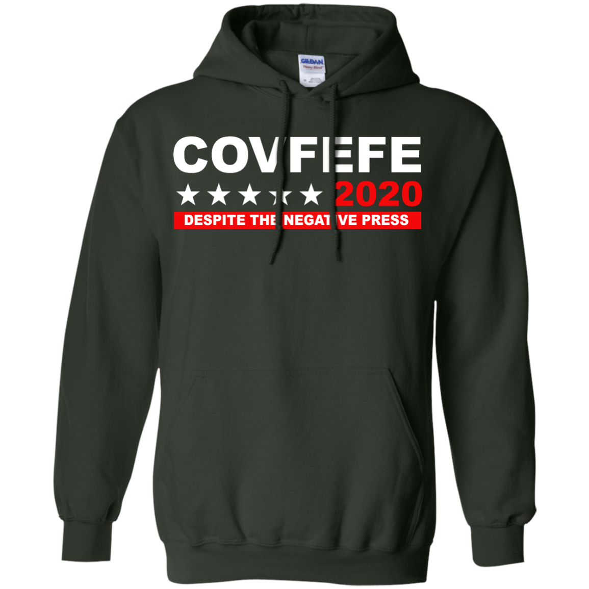 image 878px Covfefe 2020 Despite The Negative Press T Shirts, Hoodies