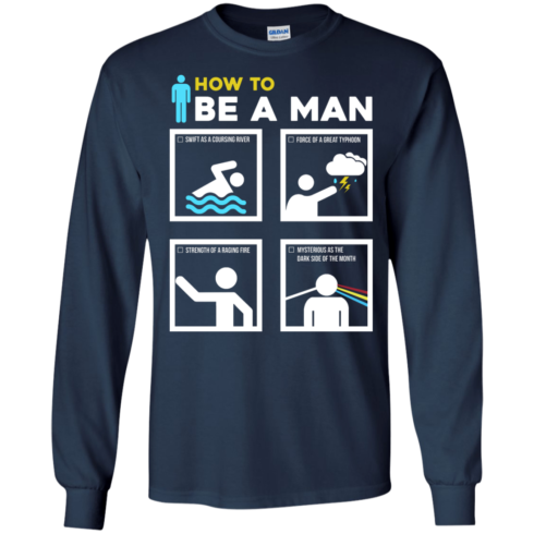 image 899 490x490px How To Be A Man T Shirts, Hoodies, Sweater