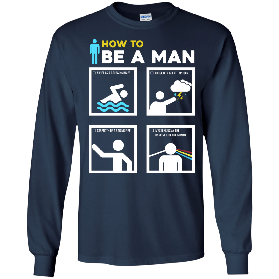 image 899px How To Be A Man T Shirts, Hoodies, Sweater
