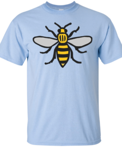 image 9 247x296px Manchester Bee, Symbol of Manchester T Shirts