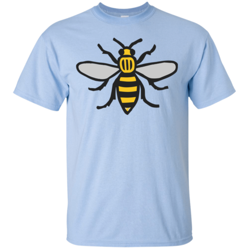 image 9 490x490px Manchester Bee, Symbol of Manchester T Shirts