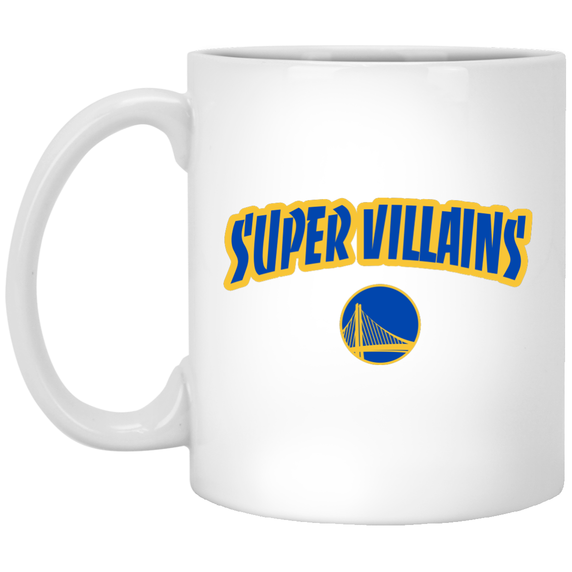 image 971px Steve Kerr Rocks Super Villains Coffee Mug