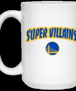 image 972 247x296px Steve Kerr Rocks Super Villains Coffee Mug