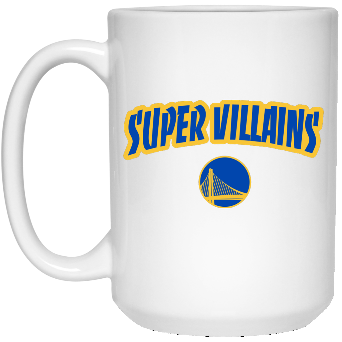image 972px Steve Kerr Rocks Super Villains Coffee Mug