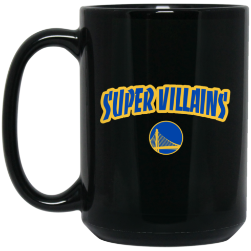 image 974 490x490px Steve Kerr Rocks Super Villains Coffee Mug