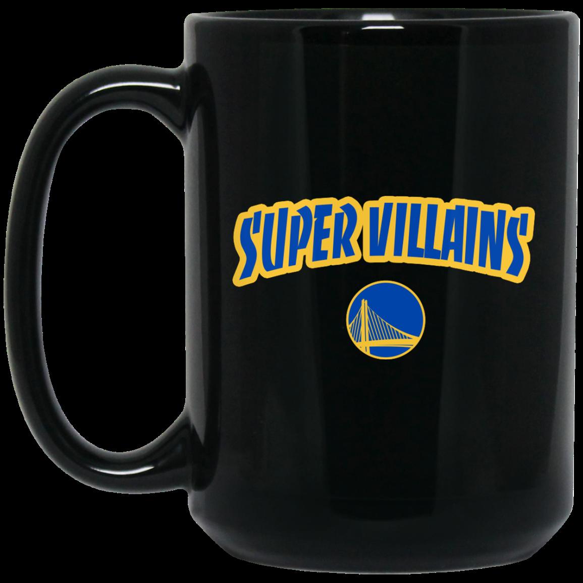 image 974px Steve Kerr Rocks Super Villains Coffee Mug