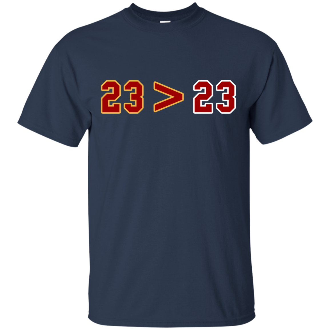 image 11px LeBron Greater Than Jordan 23 Greater 23 T Shirts, Hoodies, Tank