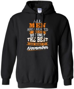 image 111 247x296px Jordan: All men are created equal but only the best are born in November t shirts