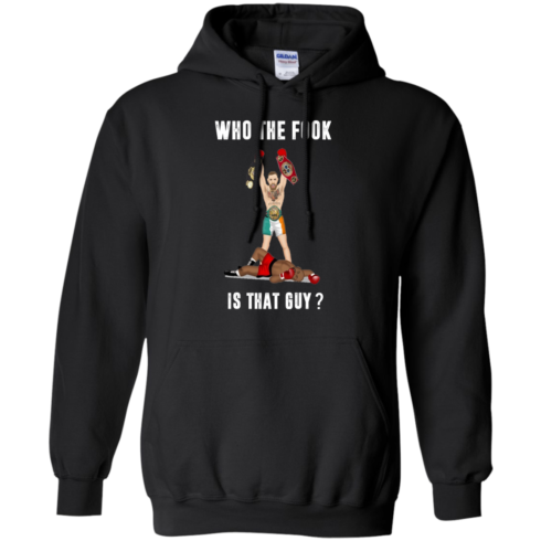 image 111 490x490px Floyd Mayweather vs Conor McGregor: Who The Fook Is That Guy T Shirts, Hoodies