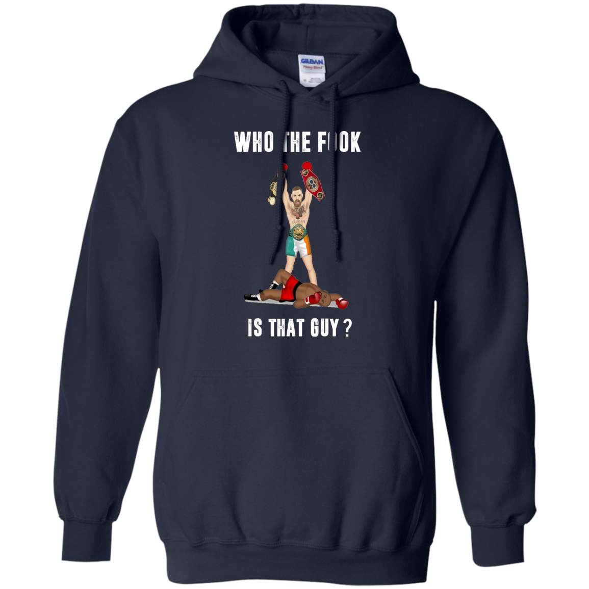 image 112px Floyd Mayweather vs Conor McGregor: Who The Fook Is That Guy T Shirts, Hoodies