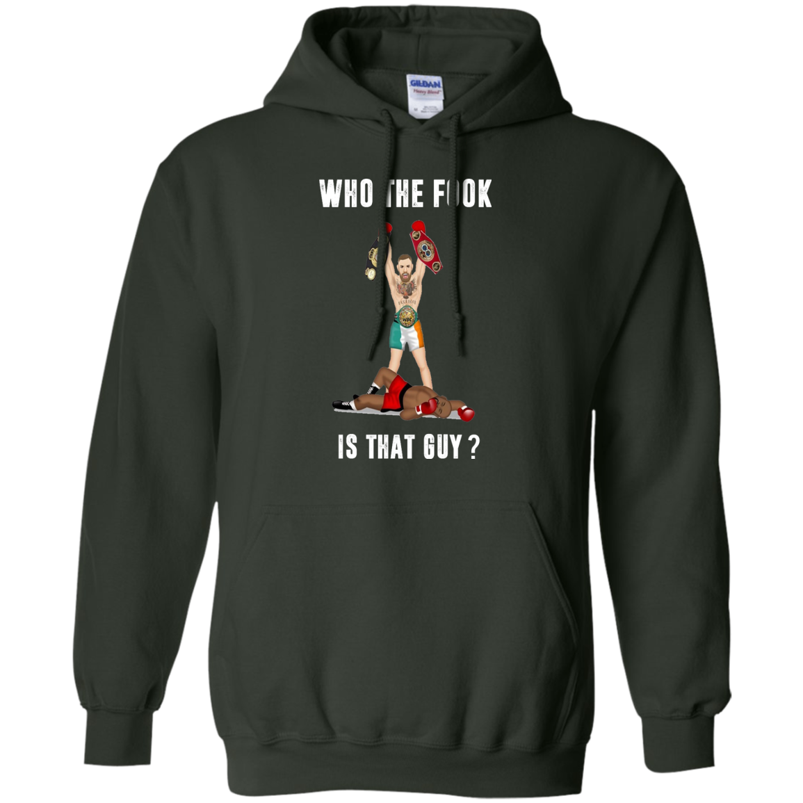 image 113px Floyd Mayweather vs Conor McGregor: Who The Fook Is That Guy T Shirts, Hoodies