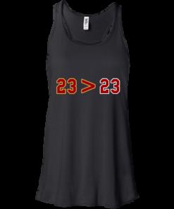 image 12 247x296px LeBron Greater Than Jordan 23 Greater 23 T Shirts, Hoodies, Tank
