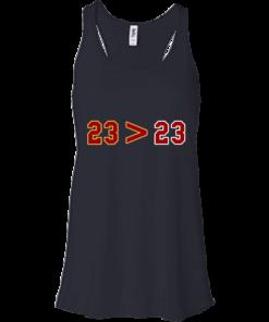 image 13 247x296px LeBron Greater Than Jordan 23 Greater 23 T Shirts, Hoodies, Tank