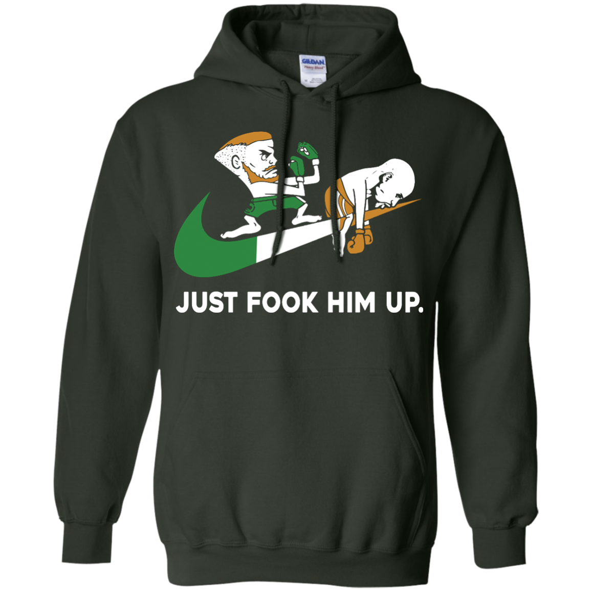 image 136px Conor McGregor Vs Floyd Mayweather: Just Fook Him Up T Shirts, Tank Top