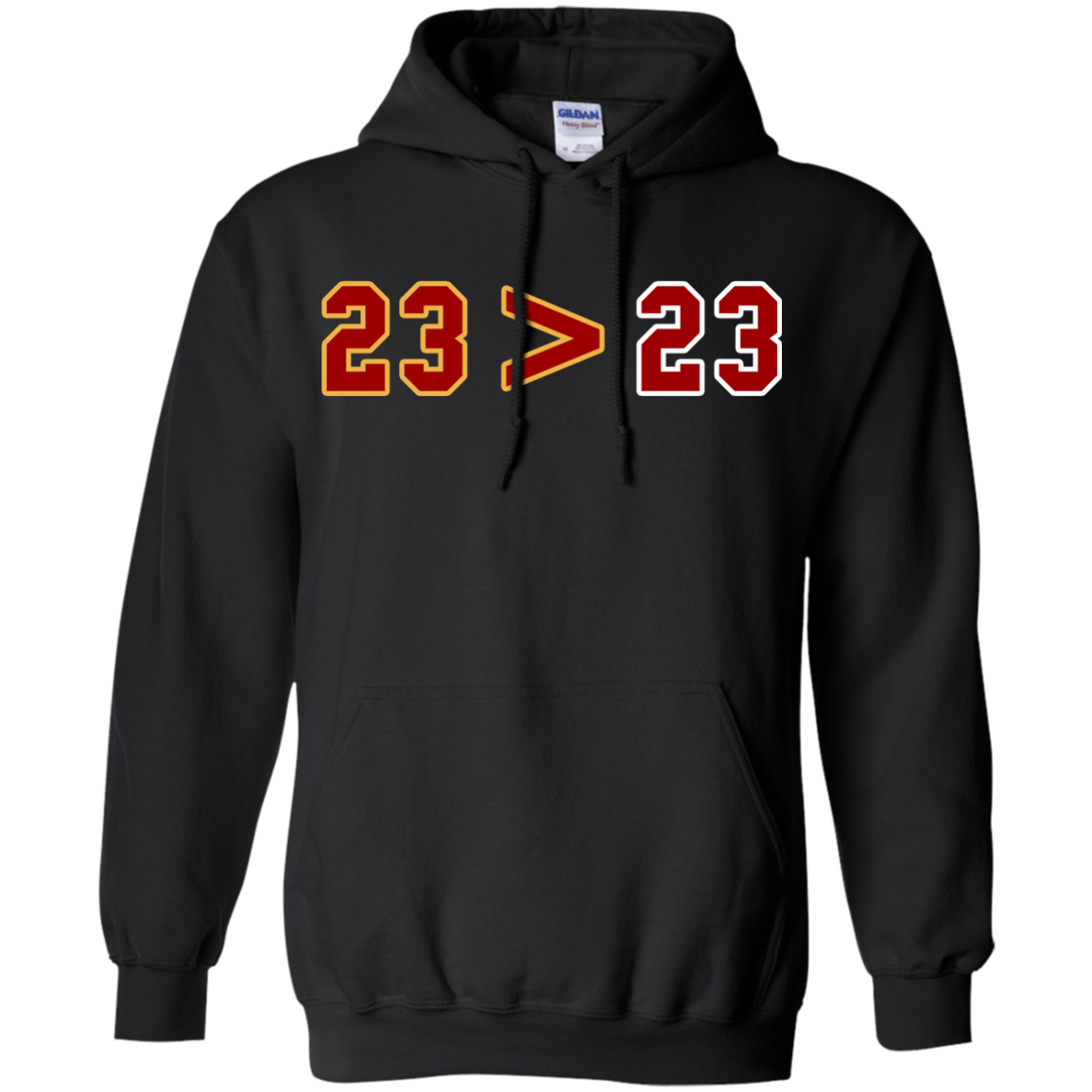 image 14px LeBron Greater Than Jordan 23 Greater 23 T Shirts, Hoodies, Tank