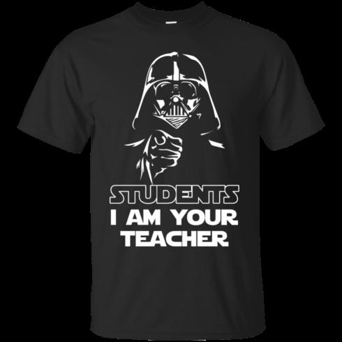 image 164 490x490px Star Wars: Students I Am Your Teacher T Shirts, Hoodies, Tank