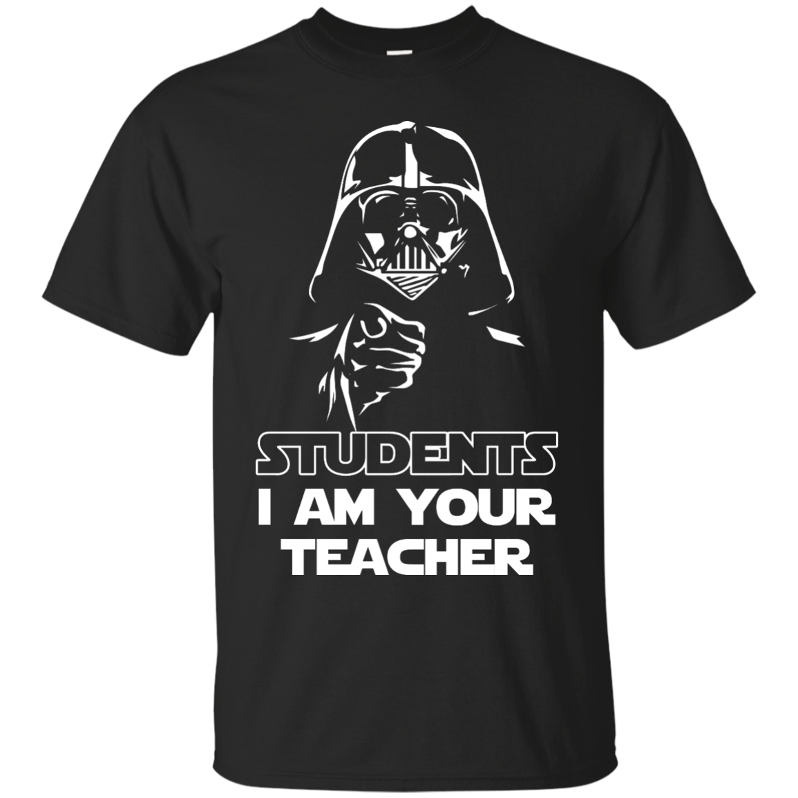 image 164px Star Wars: Students I Am Your Teacher T Shirts, Hoodies, Tank