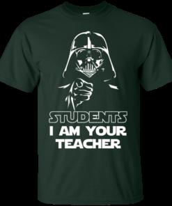 image 165 247x296px Star Wars: Students I Am Your Teacher T Shirts, Hoodies, Tank