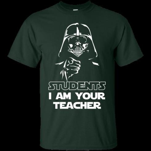 image 165 490x490px Star Wars: Students I Am Your Teacher T Shirts, Hoodies, Tank