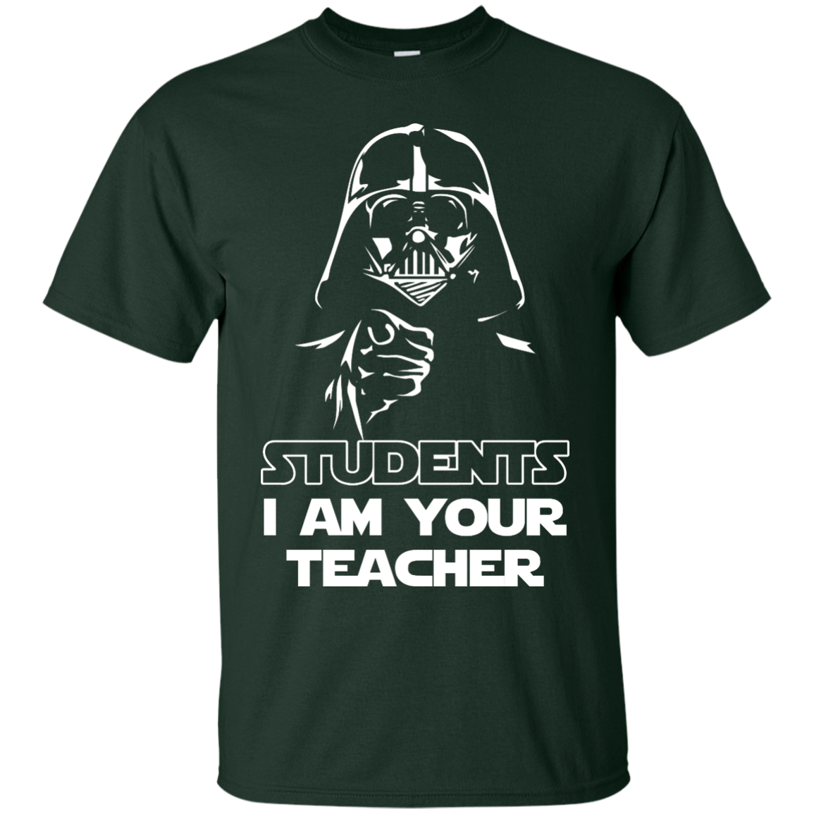 image 165px Star Wars: Students I Am Your Teacher T Shirts, Hoodies, Tank