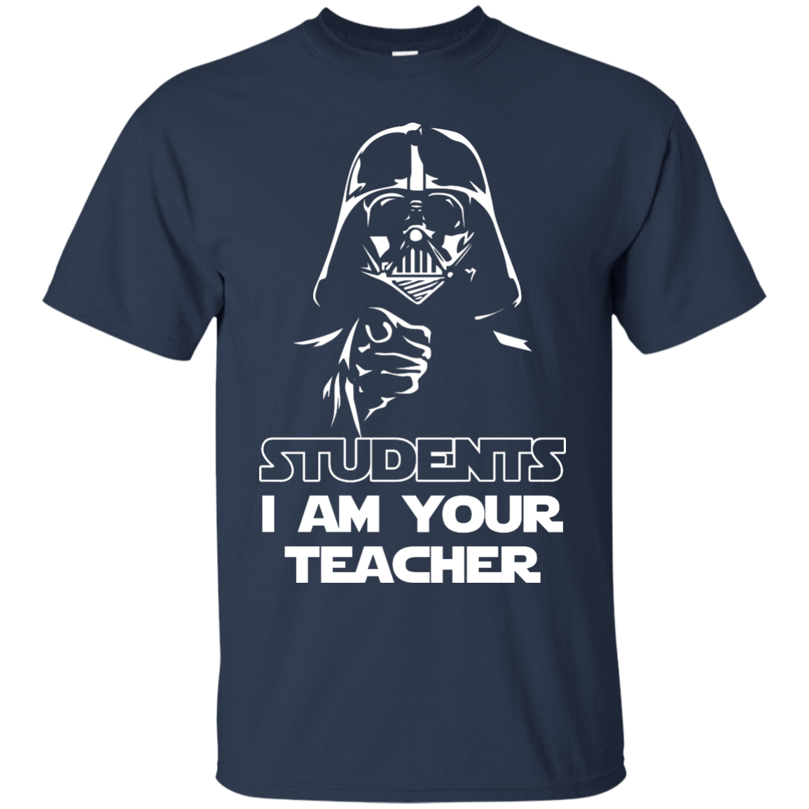 image 166px Star Wars: Students I Am Your Teacher T Shirts, Hoodies, Tank