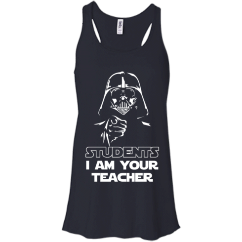 image 168 490x490px Star Wars: Students I Am Your Teacher T Shirts, Hoodies, Tank