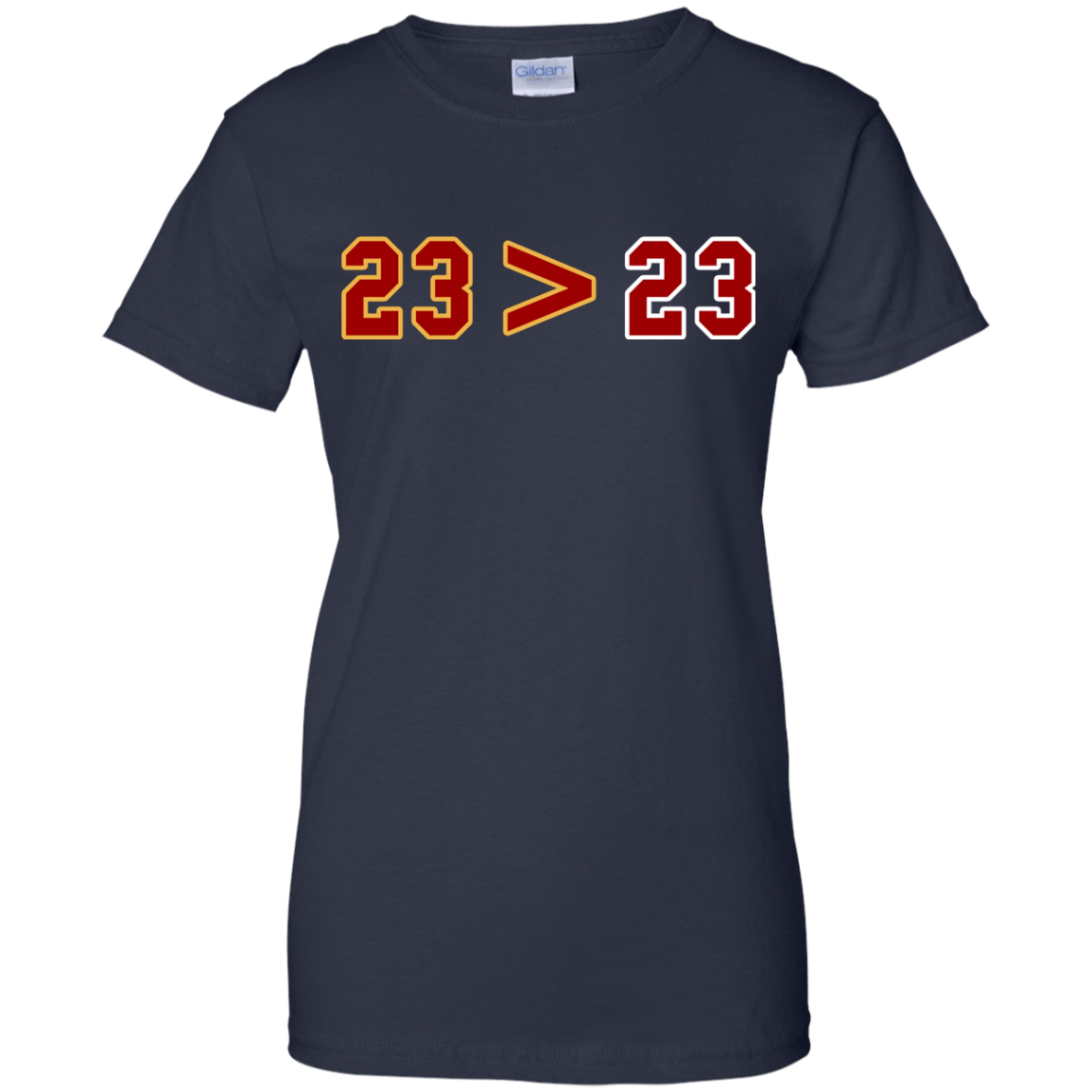 image 17px LeBron Greater Than Jordan 23 Greater 23 T Shirts, Hoodies, Tank