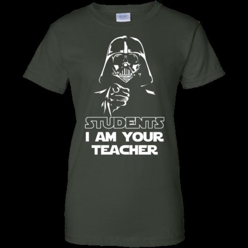 image 173 490x490px Star Wars: Students I Am Your Teacher T Shirts, Hoodies, Tank