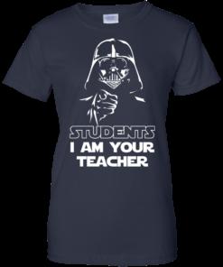 image 174 247x296px Star Wars: Students I Am Your Teacher T Shirts, Hoodies, Tank