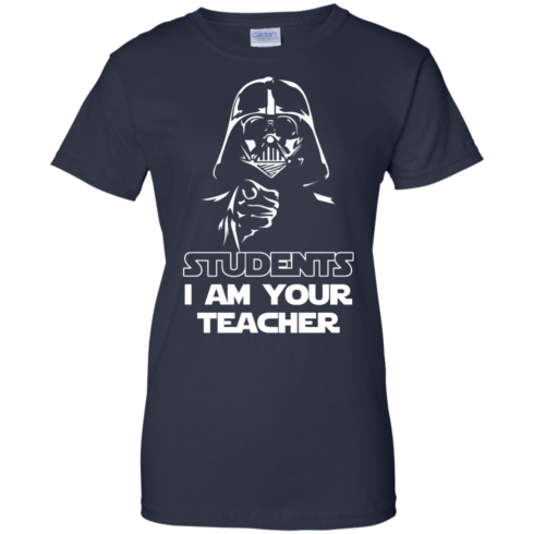 image 174 490x490px Star Wars: Students I Am Your Teacher T Shirts, Hoodies, Tank