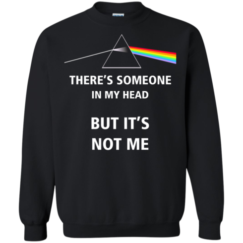image 181 490x490px Pink Floyd There's someone in my head but it's not me t shirts, hoodies, sweaters