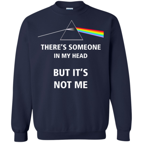 image 182 490x490px Pink Floyd There's someone in my head but it's not me t shirts, hoodies, sweaters