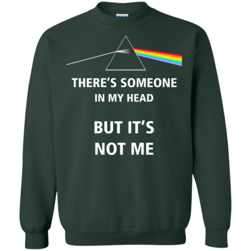 image 183 490x490px Pink Floyd There's someone in my head but it's not me t shirts, hoodies, sweaters