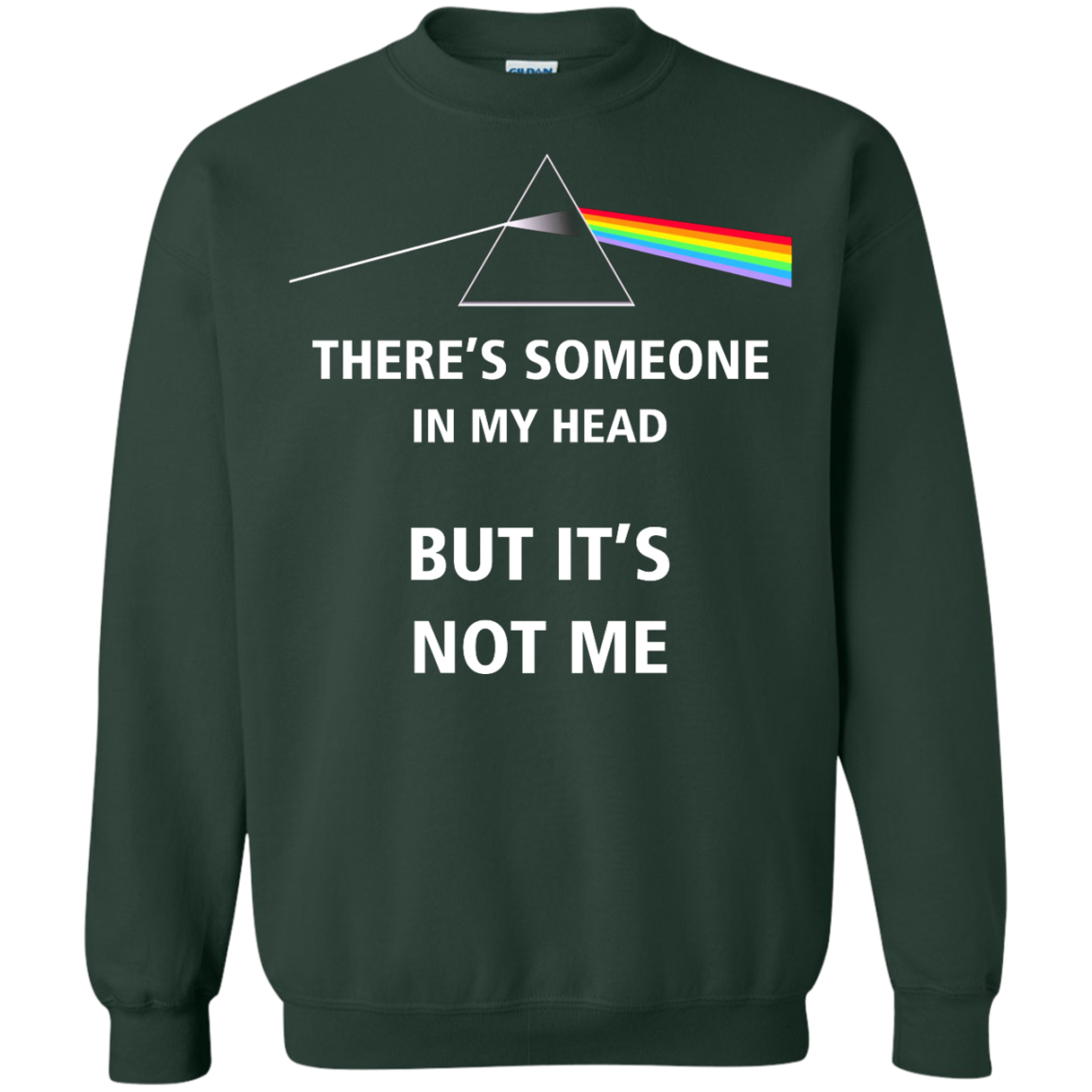 image 183px Pink Floyd There's someone in my head but it's not me t shirts, hoodies, sweaters