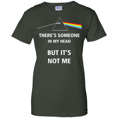 image 185 490x490px Pink Floyd There's someone in my head but it's not me t shirts, hoodies, sweaters