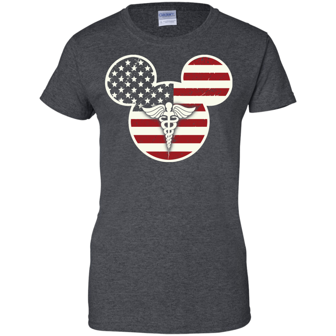 image 232px Disney World Mickey Mouse Nurse T Shirts, Tank Top, Hoodies