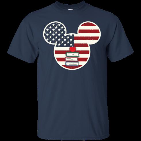 image 235 490x490px Disney World: Mickey Mouse Teacher T Shirts, Hoodies, Tank