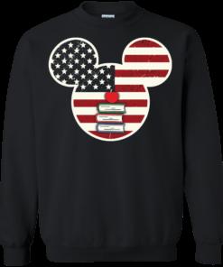 image 240 247x296px Disney World: Mickey Mouse Teacher T Shirts, Hoodies, Tank