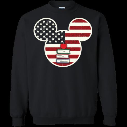 image 240 490x490px Disney World: Mickey Mouse Teacher T Shirts, Hoodies, Tank