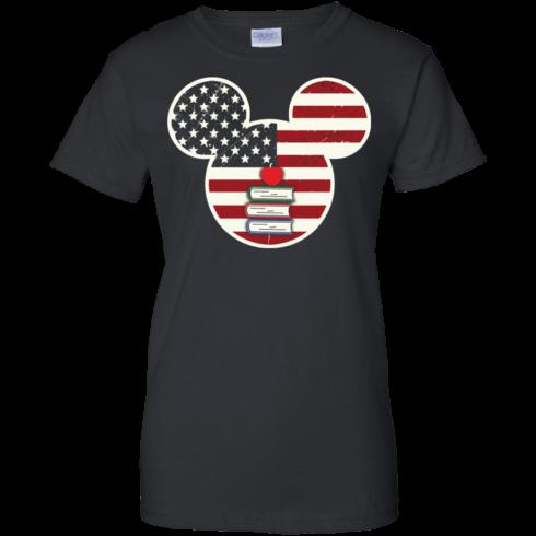 image 242 490x490px Disney World: Mickey Mouse Teacher T Shirts, Hoodies, Tank